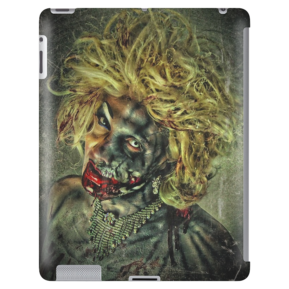 the walking dead women Tablet (vertical)