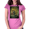 the walking dead women Womens Fitted T-Shirt