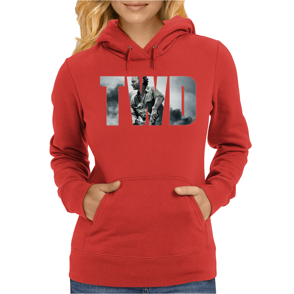 The Walking Dead Womens Hoodie
