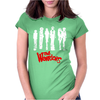 The Warriors Tv Movie Retro Womens Fitted T-Shirt