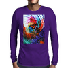 The Whirling Wind Mens Long Sleeve T-Shirt