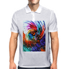 The Whirling Wind Mens Polo