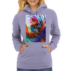 The Whirling Wind Womens Hoodie