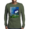 The White Flowers Mens Long Sleeve T-Shirt