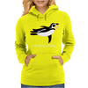 The White Stripes Red Penguin Womens Hoodie