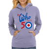 The Who Band Hits 50 USA Tour date 2016 Womens Hoodie