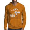 The Who Stencil Mens Hoodie