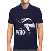 The Who Stencil Mens Polo