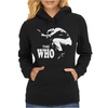 The Who Stencil Womens Hoodie