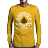 The Wire Cutty's Boxing Mens Long Sleeve T-Shirt