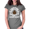 The Wire Cutty's Boxing Womens Fitted T-Shirt