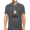 The Witcher - Geralt of Rivia Mens Polo