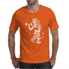 the Workout Mermaid Mens T-Shirt