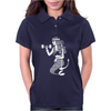 the Workout Mermaid Womens Polo