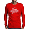 The world's greatest farter/father Mens Long Sleeve T-Shirt