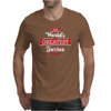 The world's greatest farter/father Mens T-Shirt