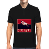 The Worm: Hustle Mens Polo