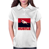The Worm: Hustle Womens Polo