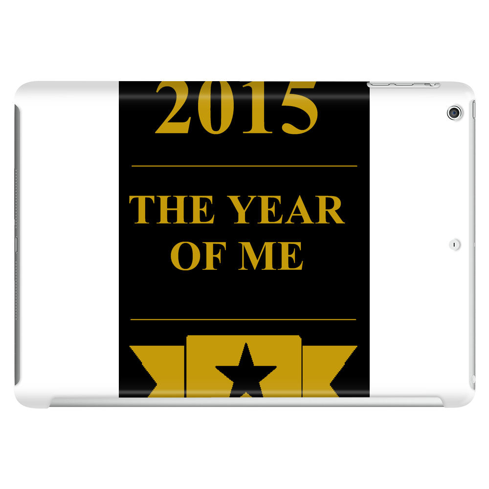 The Year Of Me Tablet (horizontal)