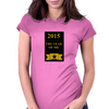 The Year Of Me Womens Fitted T-Shirt