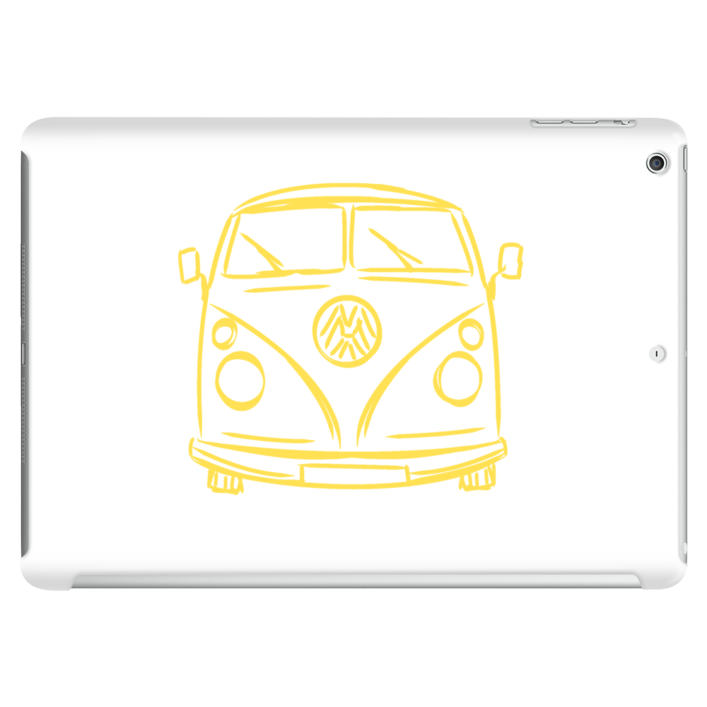 The Yellow Van Tablet (horizontal)