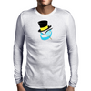 TheGentlemanShadow Shirt Mens Long Sleeve T-Shirt