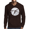 There Be Dragons Mens Hoodie