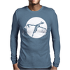 There Be Dragons Mens Long Sleeve T-Shirt