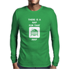 There is a Nap For That iNap Mens Long Sleeve T-Shirt