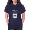 There is a Nap For That iNap Womens Polo