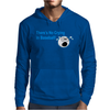 Theres No Crying In Baseball Mens Hoodie