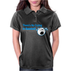 Theres No Crying In Baseball Womens Polo