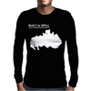 Theres Nothing Wrong With Love Built To Spill. Mens Long Sleeve T-Shirt