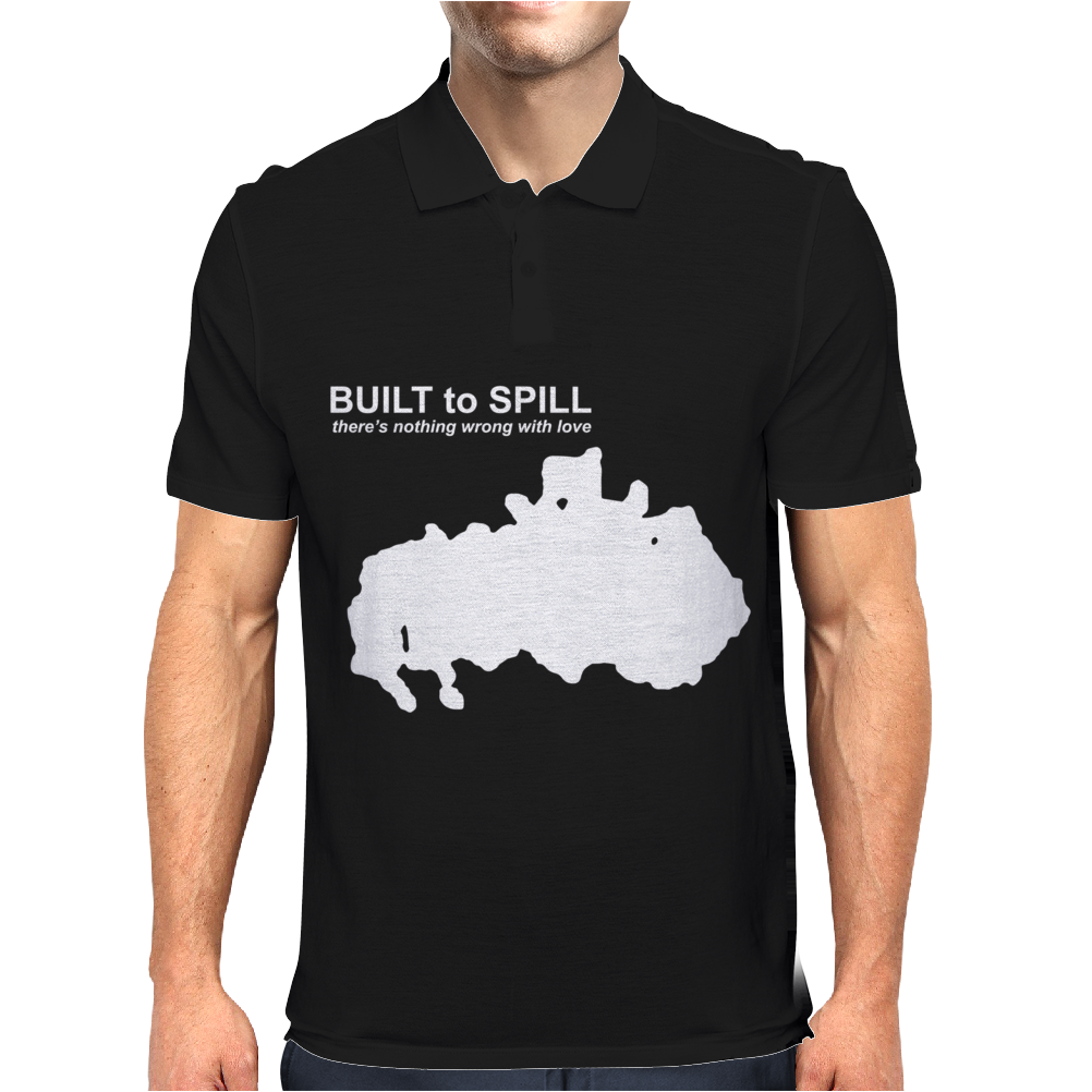 Theres Nothing Wrong With Love Built To Spill. Mens Polo