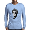 THERES ONLY ONE QUEEN Mens Long Sleeve T-Shirt