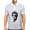 THERES ONLY ONE QUEEN Mens Polo