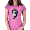 THERES ONLY ONE QUEEN Womens Fitted T-Shirt