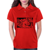They come from another world! Sci-fi Pop Art Womens Polo