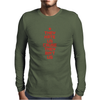 They Hate Us Cause They Ain't Us Mens Long Sleeve T-Shirt