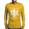 Thin Lizzy Inspired Mens Long Sleeve T-Shirt
