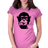 Think Chimp Womens Fitted T-Shirt
