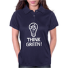 Think Green Womens Polo