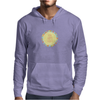 Think Happy Thoughts Mens Hoodie