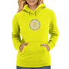 Think Happy Thoughts Womens Hoodie