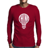 Think Mens Long Sleeve T-Shirt