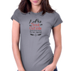 Think Outside, No Box Required Womens Fitted T-Shirt