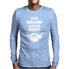 This Beard Needs Beer Mens Long Sleeve T-Shirt