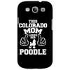 THIS COLORADO MOM LOVES HER POODLE Phone Case
