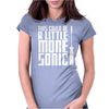 This Could Be A Little More Sonic Womens Fitted T-Shirt