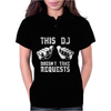 This DJ Doesn't Take Requests Womens Polo